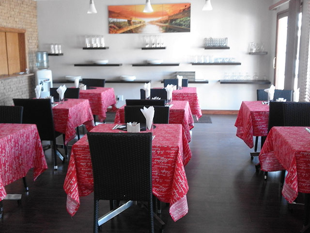 The Cape Lodge Services & Facilities | Upington Accommodation