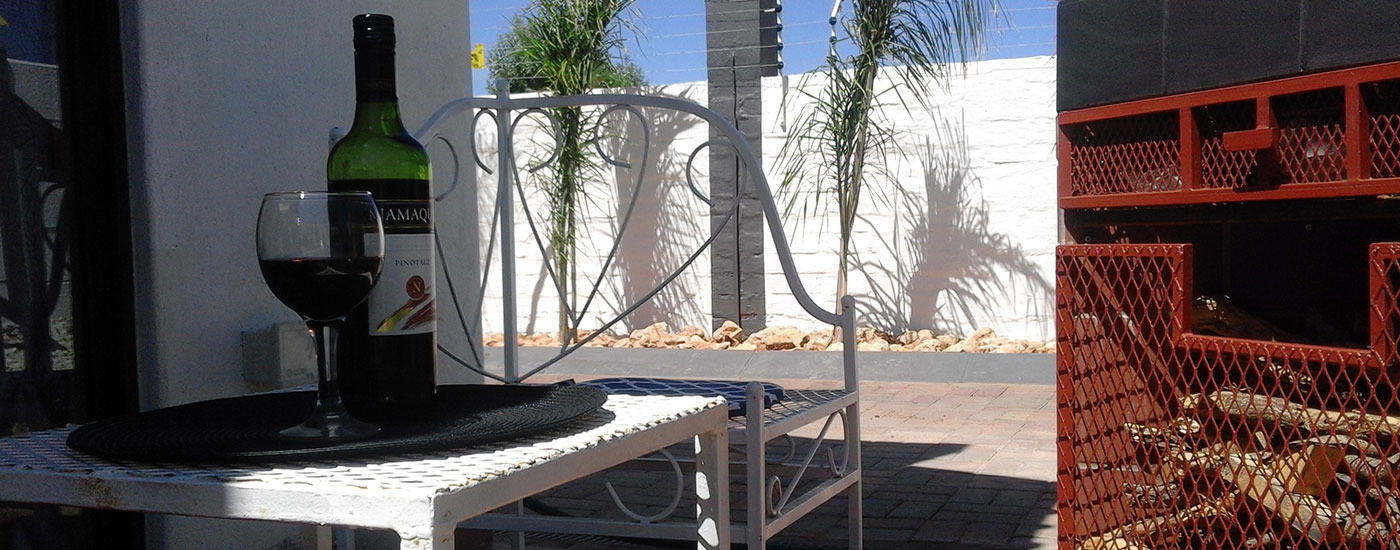 The Cape Lodge | Upington Accommodation in the Northern Cape